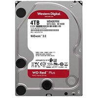 WD 4TB 3.5' WD40EFRX 64M SATA3  RED