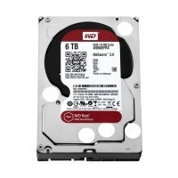WD Red SATA 6 Gb/s WD60EFRX, 6TB