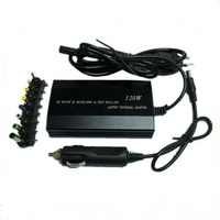 120W UNIVERSAL AC/DC NOTEBOOK POWER  WITH CAR ADAPTER