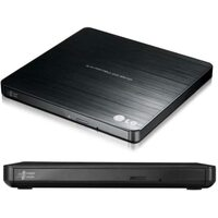 LG SLIM PORTABLE EXTERNAL DVD-RW DRIVE, USB2.0