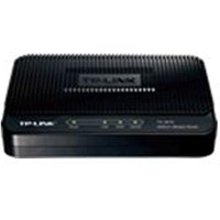 TP-LINK TD-8817 1 ETHERNET PORT AND 1 USB PORT ADSL2+ MODEM ROUTER