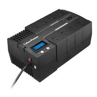 CYBERPOWER BR850ELCD 850VA / 510W LCD UPS