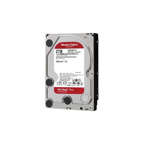 "WD RED 2TB INTELLIPOWER DDR2 64MBs 3.5""  3YRS"