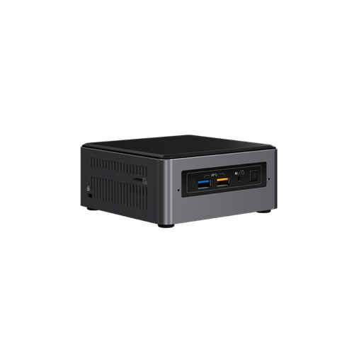 "BOXED INTEL NUC KIT, BOXNUC7I5BNH, I5-7260U, 4M CACHE, UP TO 3.40GHZ, M.2 SSD AND 2.5"" DRIVE"