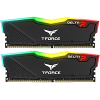 TEAM ZEUS 64GB (2X32GB) DDR4 DESKTOP GAMING MEMORY T-FORCE 3000MHZ 1.2V DRAM RED