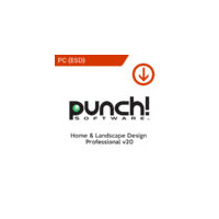 PUNCH! HOME & LANDSCAPE DESIGN PROFESSIONAL V20 (ESD)